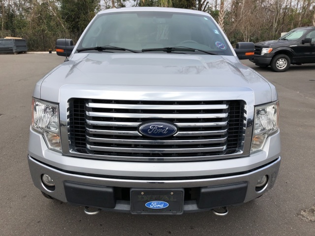 2010 F-150 Super Cab 4x4 Pickup #AFD50885 - photo 5
