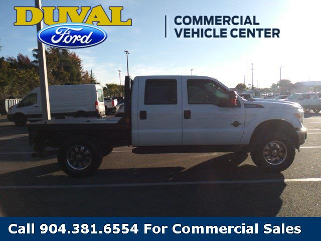 2011 Ford F-250 Crew Cab 4x4, Platform Body #BED11298 - photo 8