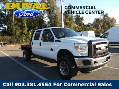 2011 Ford F-250 Crew Cab 4x4, Platform Body #BED11298 - photo 1