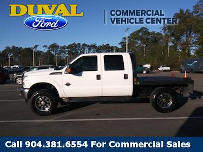 2011 Ford F-250 Crew Cab 4x4, Platform Body #BED11298 - photo 5