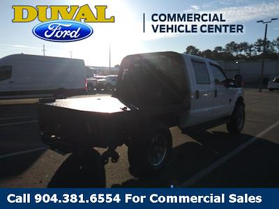 2011 Ford F-250 Crew Cab 4x4, Platform Body #BED11298 - photo 2