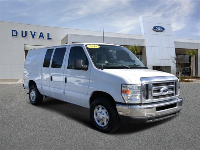 2013 Ford E-250 4x2, Empty Cargo Van #DDA54604 - photo 1
