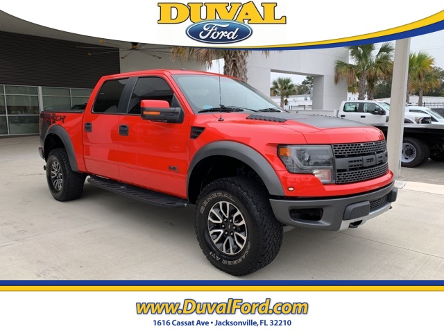 2013 F-150 SuperCrew Cab 4x4, Pickup #DFB97397 - photo 1