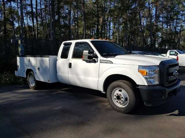 2015 F-350 Super Cab DRW, Knapheide Service Body #FED43780 - photo 7