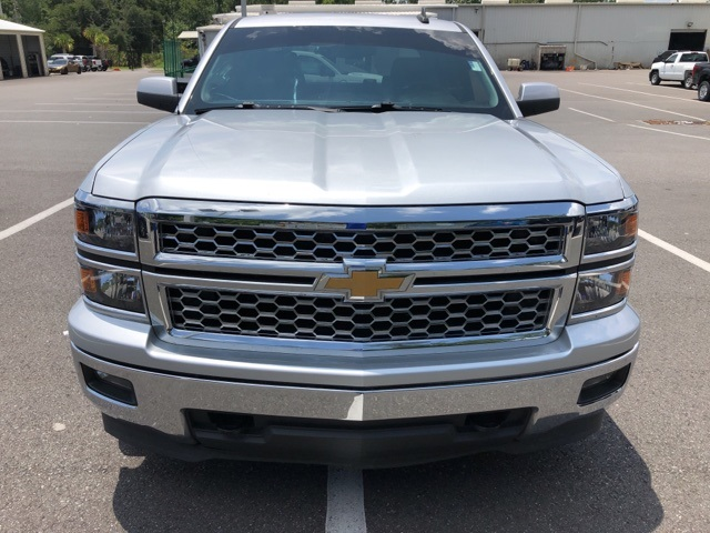 2015 Silverado 1500 Crew Cab 4x4,  Pickup #FG343402 - photo 5