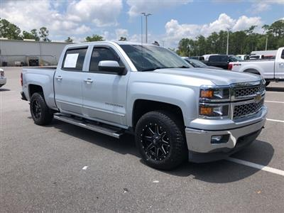 2015 Silverado 1500 Crew Cab 4x4,  Pickup #FG343402 - photo 4