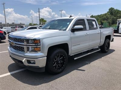2015 Silverado 1500 Crew Cab 4x4,  Pickup #FG343402 - photo 6