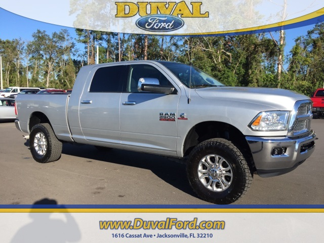2015 Ram 2500 Mega Cab 4x4 Pickup #FG646150 - photo 1