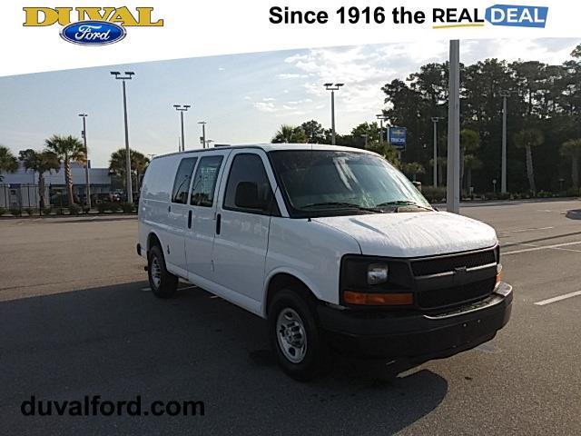 2016 Chevrolet Express 2500, Upfitted Cargo Van #G1158821 - photo 1