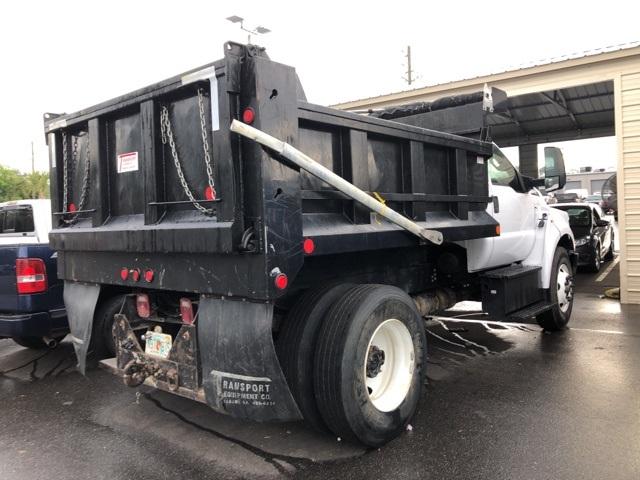 2016 F-750 Regular Cab DRW 4x2,  Dump Body #GDA05423 - photo 2