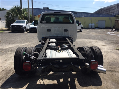 2016 F-550 Regular Cab DRW, Cab Chassis #GED28249 - photo 16