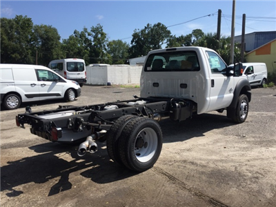 2016 F-550 Regular Cab DRW, Cab Chassis #GED28249 - photo 2