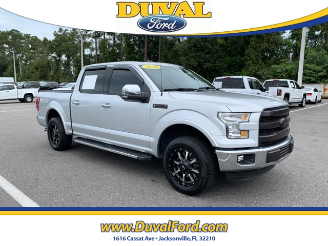 2016 F-150 SuperCrew Cab 4x2, Pickup #GFA59973 - photo 1
