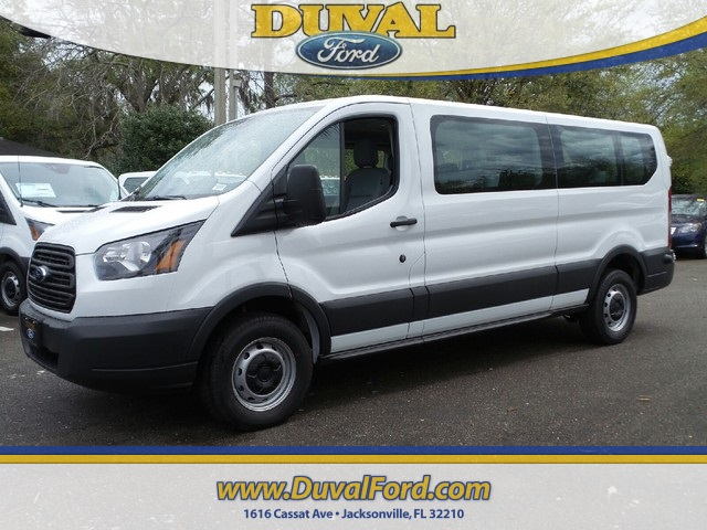2016 Transit 350 Low Roof Passenger Wagon #GKA82290 - photo 3