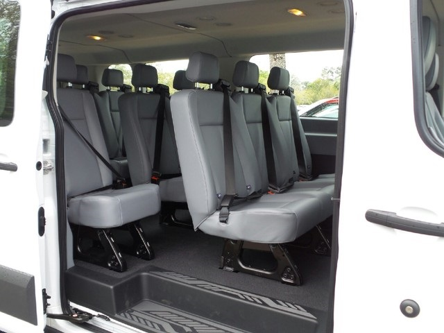 2016 Transit 350 Low Roof Passenger Wagon #GKA82290 - photo 8