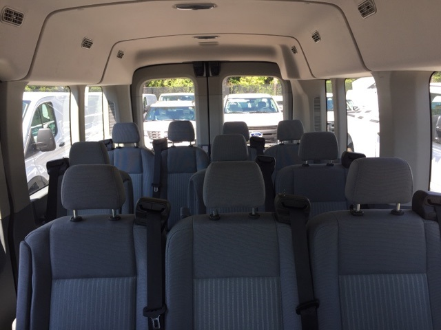 2016 Transit 350 Medium Roof Passenger Wagon #GKB38253 - photo 17
