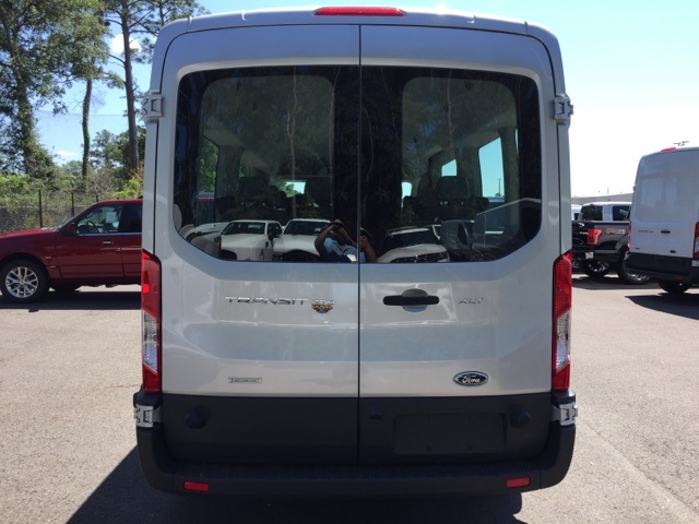2016 Transit 350 Medium Roof Passenger Wagon #GKB38253 - photo 19