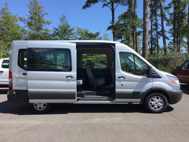 2016 Transit 350 Medium Roof Passenger Wagon #GKB38253 - photo 22