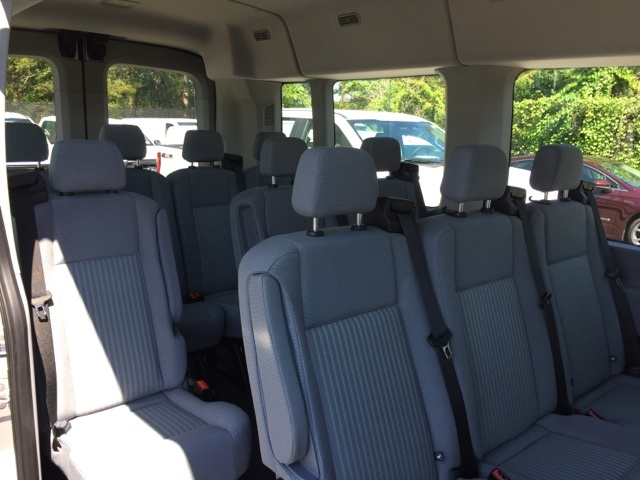2016 Transit 350 Medium Roof Passenger Wagon #GKB38253 - photo 23