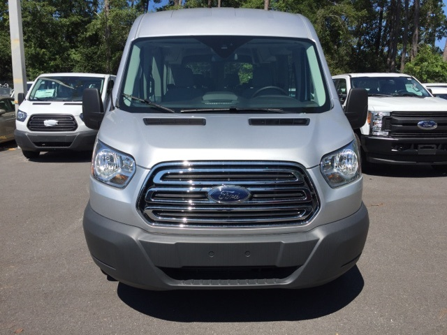 2016 Transit 350 Medium Roof Passenger Wagon #GKB38253 - photo 4