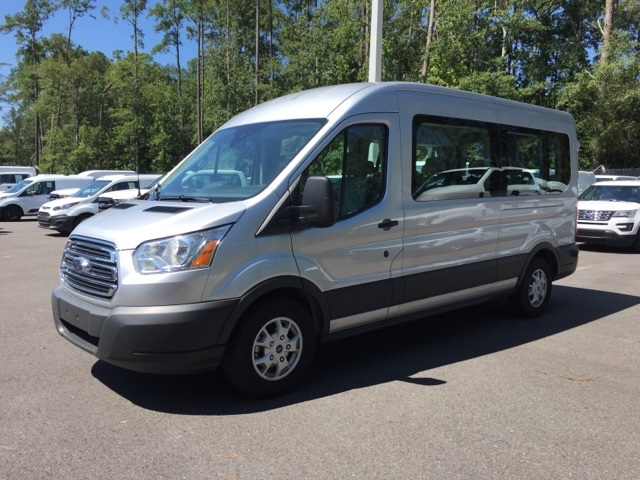 2016 Transit 350 Medium Roof Passenger Wagon #GKB38253 - photo 5