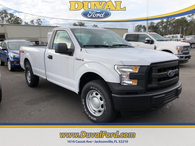 2016 F-150 Regular Cab 4x4, Pickup #GKD66779 - photo 35