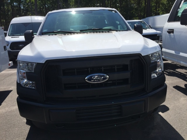 2016 F-150 Regular Cab 4x4, Pickup #GKD66779 - photo 5