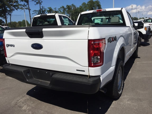 2016 F-150 Regular Cab 4x4, Pickup #GKD66779 - photo 3