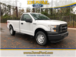2016 F-150 Regular Cab 4x4, Pickup #GKD66779 - photo 1