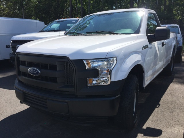 2016 F-150 Regular Cab 4x4, Pickup #GKD66780 - photo 4