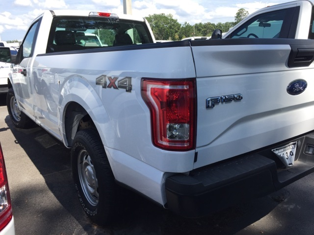2016 F-150 Regular Cab 4x4, Pickup #GKD66780 - photo 2