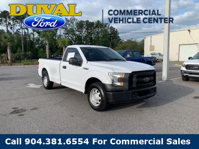 2016 F-150 Regular Cab 4x2, Pickup #GKE21669 - photo 4