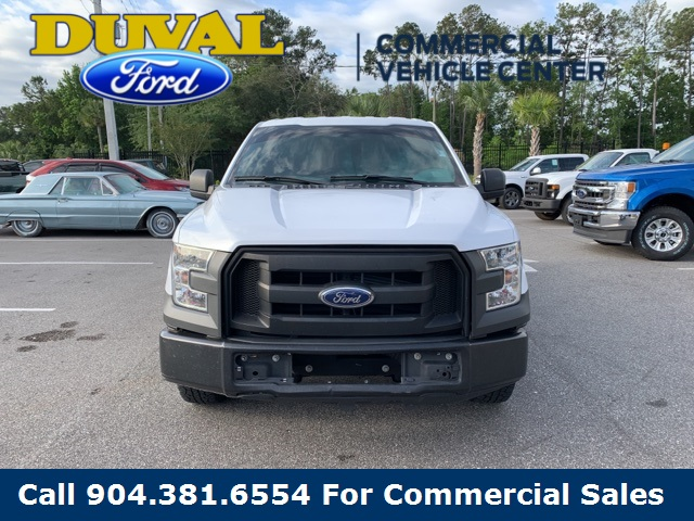 2016 F-150 Regular Cab 4x2, Pickup #GKE21669 - photo 17