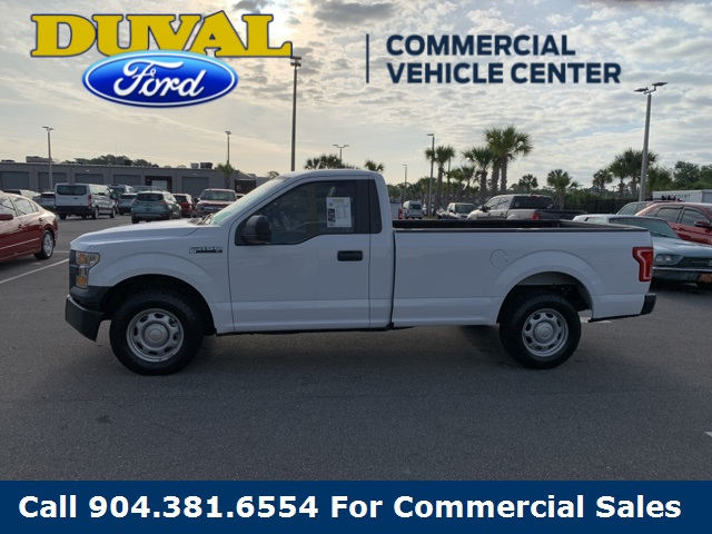 2016 F-150 Regular Cab 4x2, Pickup #GKE21669 - photo 16