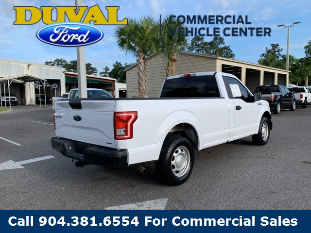 2016 F-150 Regular Cab 4x2, Pickup #GKE21669 - photo 8