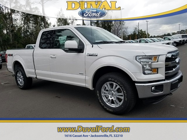 2016 F-150 Super Cab 4x4, Pickup #GKE91346 - photo 3