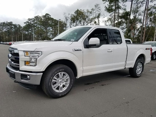 2016 F-150 Super Cab 4x4, Pickup #GKE91346 - photo 6