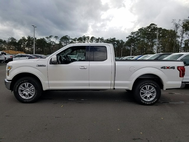 2016 F-150 Super Cab 4x4, Pickup #GKE91346 - photo 4