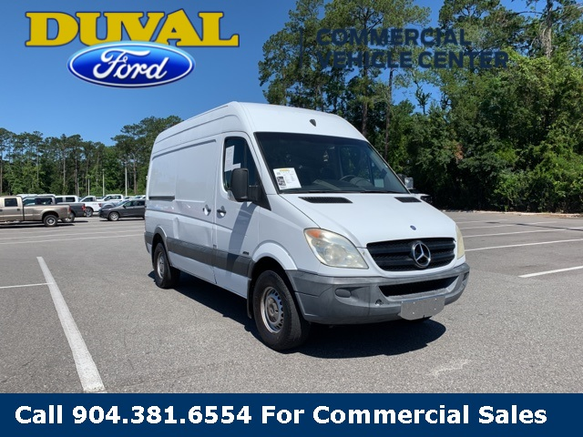 2016 Mercedes-Benz Sprinter 2500 4x2, Empty Cargo Van #GP255781 - photo 1