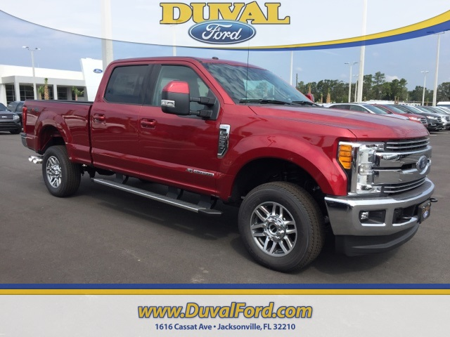 2017 F-250 Crew Cab 4x4 Pickup #HED04823 - photo 1