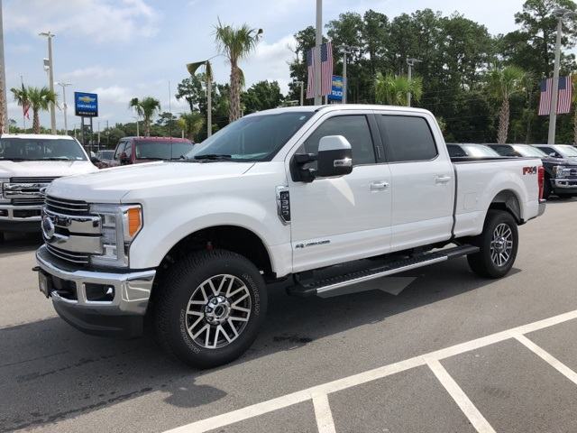 2017 F-350 Crew Cab 4x4,  Pickup #HED04836 - photo 4