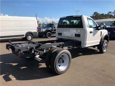 2017 F-450 Regular Cab DRW 4x4 Cab Chassis #HED11624 - photo 2