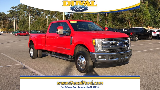 2017 Ford F-350 Crew Cab DRW 4x4, Pickup #HED35236 - photo 4