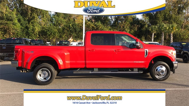 2017 Ford F-350 Crew Cab DRW 4x4, Pickup #HED35236 - photo 30
