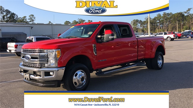 2017 Ford F-350 Crew Cab DRW 4x4, Pickup #HED35236 - photo 7