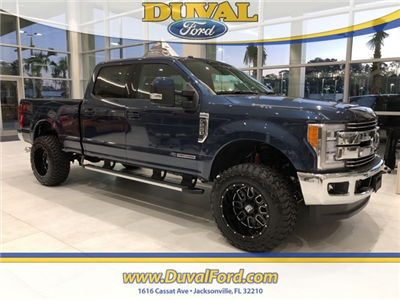 2017 F-250 Crew Cab 4x4 Pickup #HED83239 - photo 1