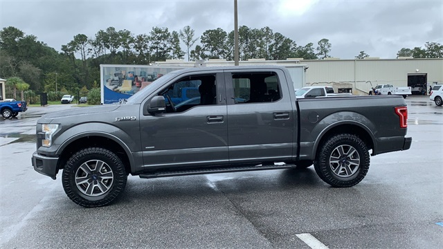2017 Ford F-150 SuperCrew Cab 4x2, Pickup #HFA57704 - photo 7