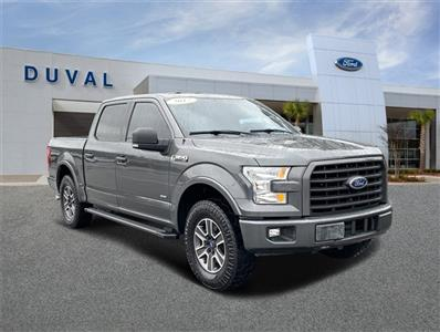 2017 Ford F-150 SuperCrew Cab 4x2, Pickup #HFA57704 - photo 1