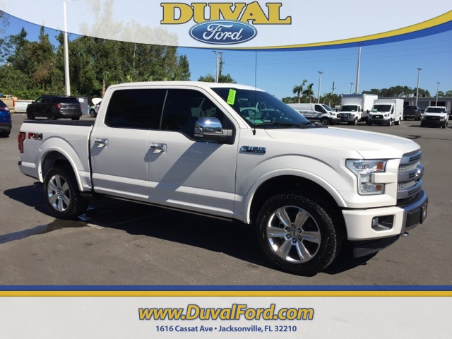 2017 F-150 Crew Cab 4x4 Pickup #HFB18161 - photo 1