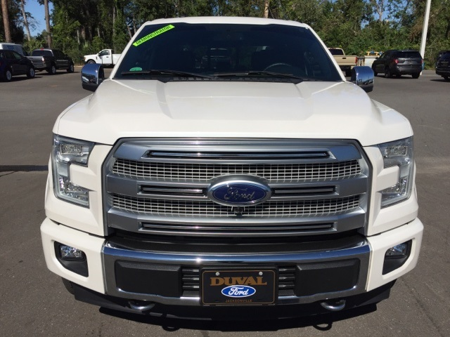 2017 F-150 Crew Cab 4x4 Pickup #HFB18161 - photo 3